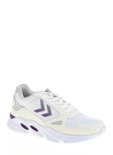 Hummel Ayakkabı York 207910-9001 Beyaz